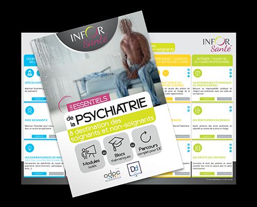 Les Essentiels de la psychiatrie – Inforsanté